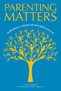 Parentng Matters book logo