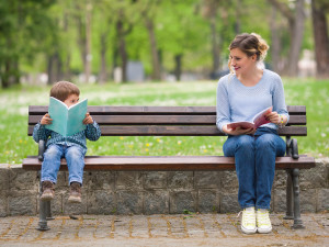 How Can I Read to my Children if I Don't Really Like to Read?