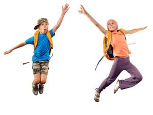 Aprendizaje en movimiento: el moverse ayuda el crecimiento de los cerebros