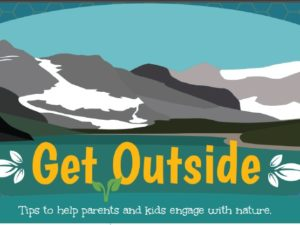 Getting Outdoors with Kids-Infographic