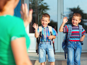 Tips for Helping Children Be Less Anxious About Starting School