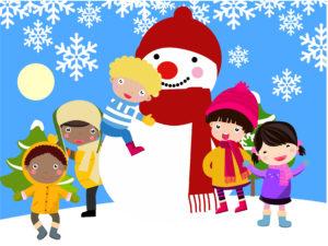 3 Sugerencias para que sus niños no pierdan habilidades académicas durante el descanso de invierno