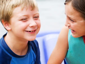 Helping Children to Have Friendly Conversations