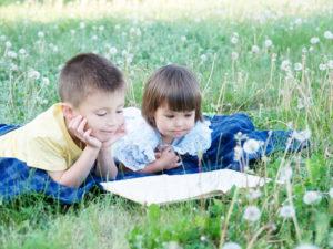 Actividades de lectura de verano en el Condado de Lane 2017