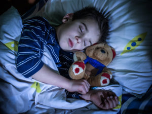 Getting Ready for Kindergarten with Bedtime Routines