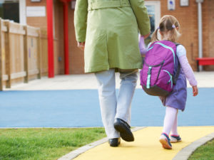 What To Do When You Are Anxious About Your Child Starting School