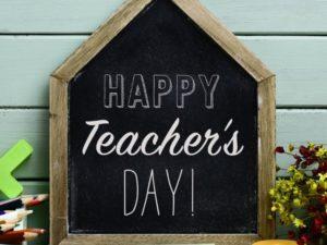 Mrs. Sweeny's Gift: Celebrate Teachers on May 8th!
