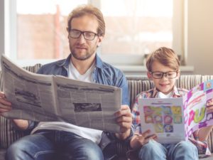 Keep Summer Learning Going With a Family Reading Challenge