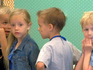 Preparados para el kinder con habilidades socioemocionales