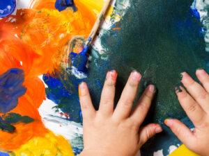 Cuando no sabe qué pintar o dibujar… ¡intente esto!