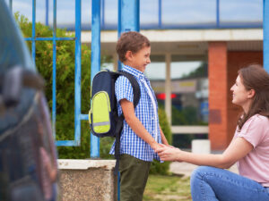 Tips and Tricks to Make School Drop-Off Easier