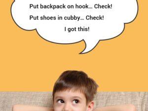 ¿Qué hago cuando…?: Ayude a su niño/a a crecer sus habilidades de la automonitoreo