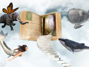 ¡Déjense llevar por la lectura y la imaginación!