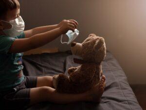 Pre-teaching Kids to Wear a Mask