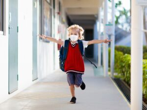 Getting Ready for School During a Pandemic