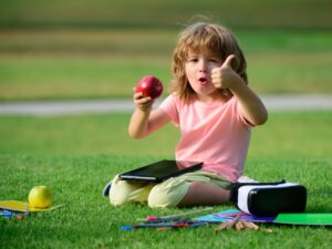 Cómo enseñar a los niños a compartir durante Covid-19