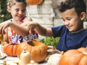 Carve a Pumpkin and Do Some Learning, Too!