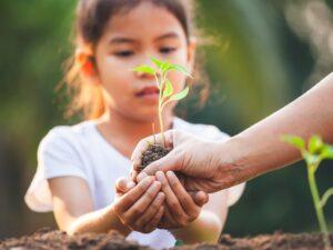 La Jardinería con Niños